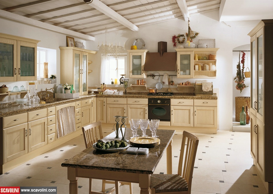 Awesome Cucine Rustiche Scavolini Images - ubiquitousforeigner.us ...
